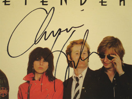 The Pretenders Limited Edition Interview Picture Disc